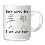Dont-worry-bro customised Mug