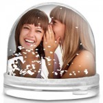 Personalised-Snow-Globe-White