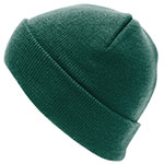Personalised Aspen-Beanie-Bottle-Green