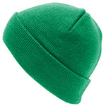 Personalised Aspen-Beanie-Emerald-Green