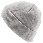 Personalised Aspen-Beanie-Grey-Melange