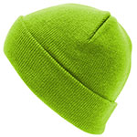 Personalised Aspen-Beanie-Lime