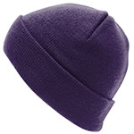 Personalised Aspen-Beanie-Purple