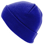 Personalised Aspen-Beanie-Royal Blue