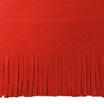 Personalised Blizzard-Scarf-Red