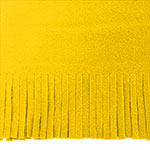 Personalised Blizzard-Scarf-Yellow