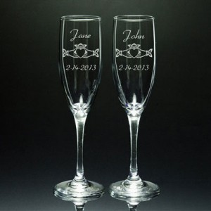 Personalised-Champagne-Glass-C