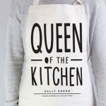 Personalised Apron Queen of the Kitchen